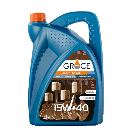 GRACE Smart diesel C 15W-40
