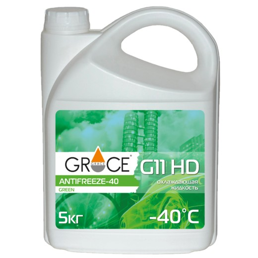 GRACE ANTIFREEZE-40 G11 HD